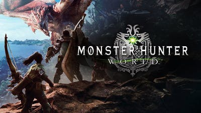 MONSTER HUNTER: WORLD | PC Steam Game | Fanatical
