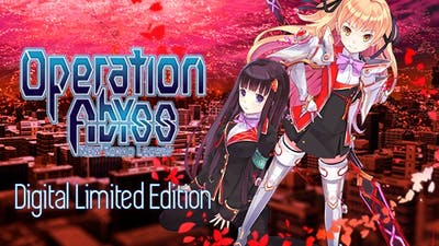 Operation Abyss: New Tokyo Legacy - Digital Limited Edition