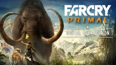 Far Cry Primal Apex Edition Pc Uplay Game Fanatical