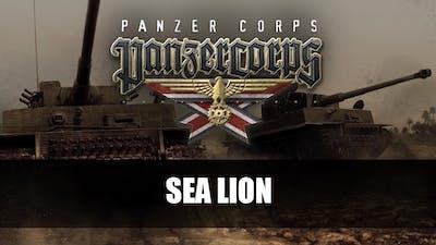 Panzer Corps Sea Lion DLC