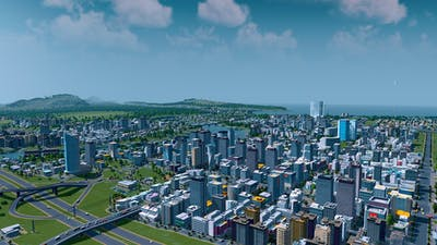 Cities: Skylines | Linux Mac PC Steam Game | Fanatical