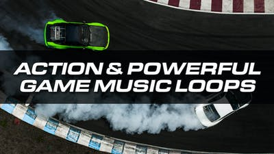 Action Powerful Music Loops