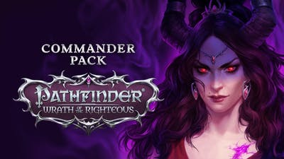 Pathfinder: Wrath of the Righteous - Commander Pack - DLC