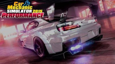 Car Mechanic Simulator 2015 - Performance DLC