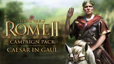 Total War: ROME II - Caesar in Gaul Campaign Pack DLC