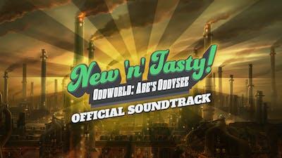 Oddworld: New 'n' Tasty - Official Soundtrack - DLC