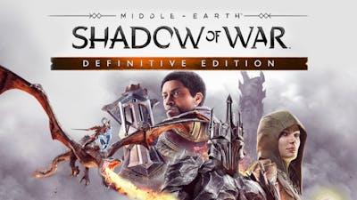 Allgamedeals.com - Middle-earth: Shadow of War Definitive Edition - BUNDLESTARS