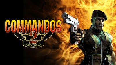 Commandos 2: Men of Courage