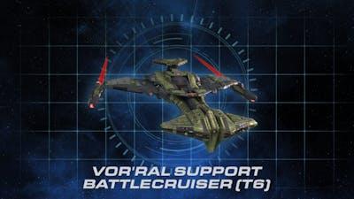 Vor'ral Support Battlecruiser (T6)