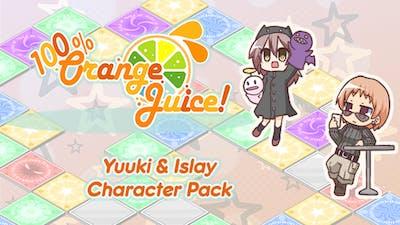 100% Orange Juice - Yuuki & Islay Character Pack - DLC