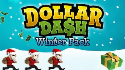 Dollar Dash: Winter Pack DLC