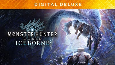 Monster Hunter World: Iceborne Digital Deluxe - DLC