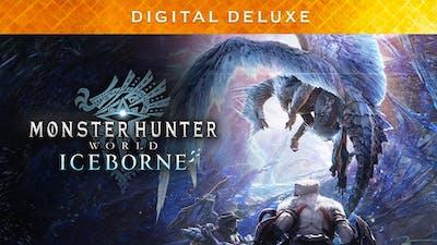 Monster Hunter World: Iceborne Digital Deluxe - DLC