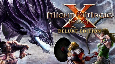 Might & Magic X - Legacy - Deluxe Edition