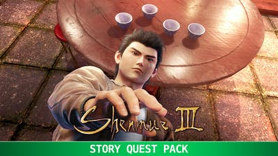 Shenmue III Story Quest Pack