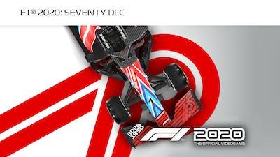 F1 2020 - Seventy DLC