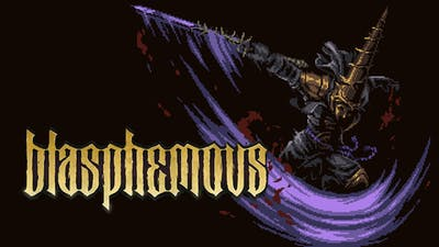 "Blasphemous  - ""Alloy of Sin"" Character Skin - DLC"