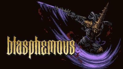 "Blasphemous  - ""Alloy of Sin"" Character Skin"