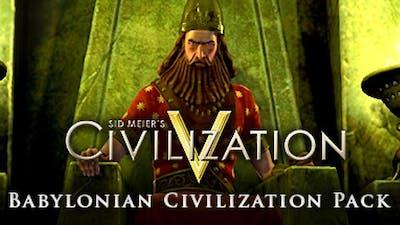 Sid Meier's Civilization V: Babylon (Nebuchadnezzar II) DLC