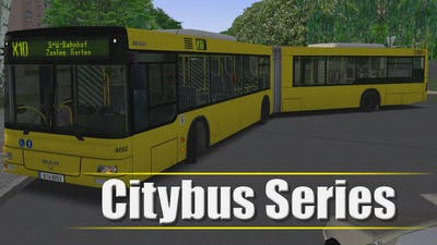 OMSI 2 Add-On MAN Citybus Series | PC Steam Downloadable Content