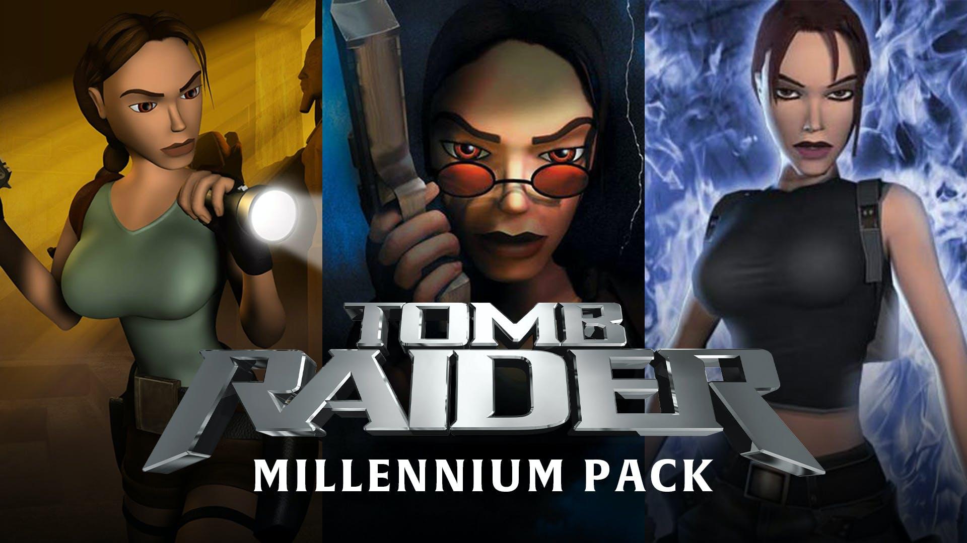 Tomb Raider Millennium Pack