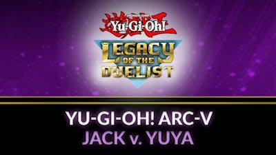 Yu-Gi-Oh! ARC-V: Jack Atlas vs Yuya - DLC