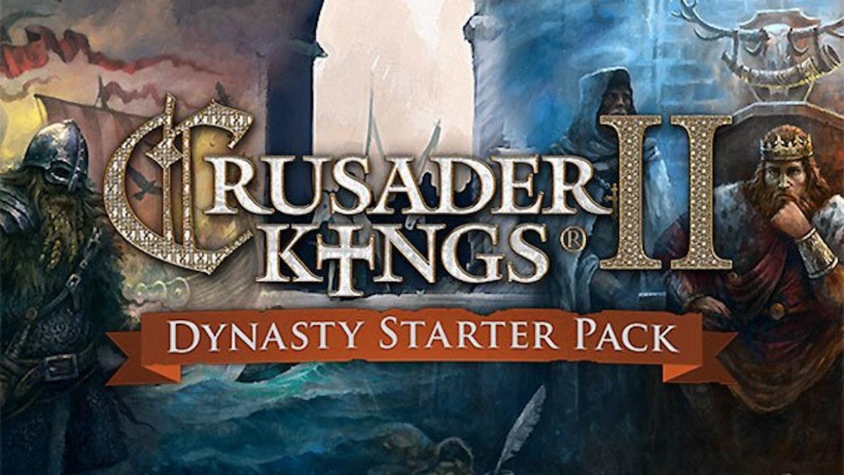 Crusader Kings II: Dynasty Starter Pack   Linux Mac PC Steam Game