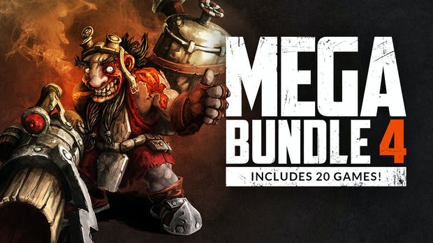 Mega Bundle 4 (Digital PC)
