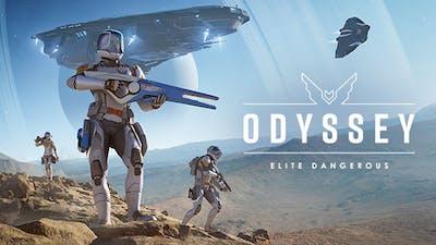 Elite Dangerous: Odyssey - DLC