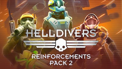 HELLDIVERS - Reinforcements Pack 2