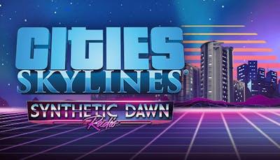 Cities: Skylines - Synthetic Dawn Radio - DLC