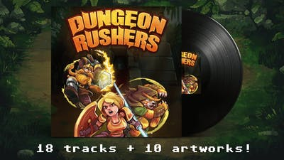 Dungeon Rushers - Soundtrack and Wallpapers DLC
