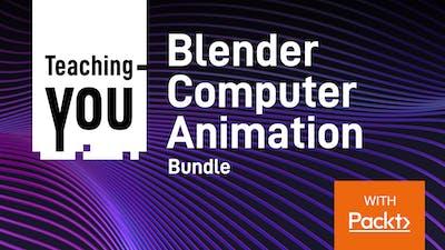 Blender Computer Animation Bundle