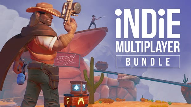 Indie Multiplayer Bundle PC Digital