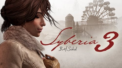 Syberia 3 Game (Mac/PC)