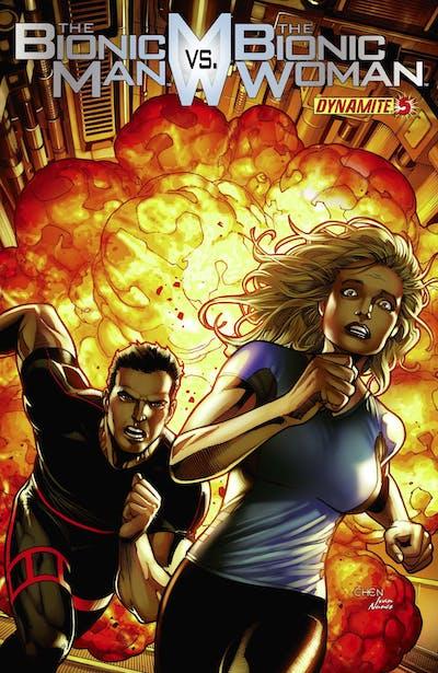 The Bionic Man vs The Bionic Woman #5