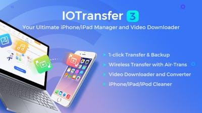 IO Transfer 3 Pro