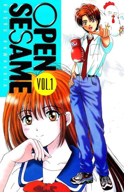 Open Sesame Volume 1