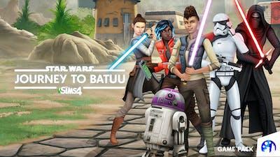 The Sims 4 Star Wars: Journey to Batuu - DLC