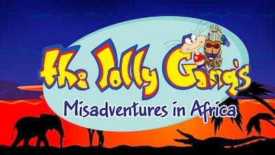 The Jolly Gang's Misadventures in Africa / Масяня в полной Африке