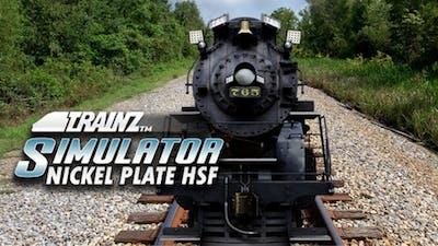 Trainz Simulator DLC: Nickel Plate High Speed Freight Set