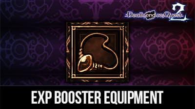 Death end re;Quest 2 - EXP Booster Equipment