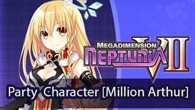 Megadimension Neptunia VII Party Character [Million Arthur] DLC