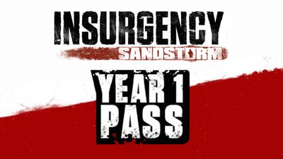 Insurgency: Sandstorm - Year 1 Pass - DLC