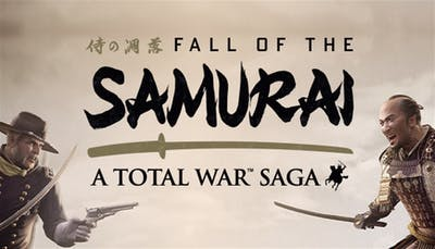 Total War Saga - FALL OF THE SAMURAI