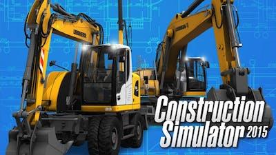 Construction Simulator 2015: LIEBHERR A 918 DLC