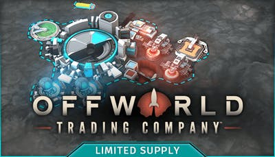 Offworld Trading Company - Limited Supply DLC