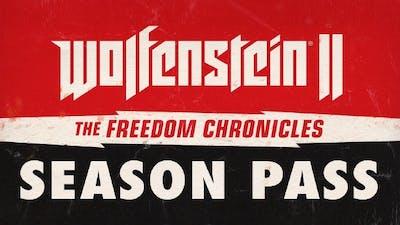 Wolfenstein II: The New Colossus - Season Pass DLC