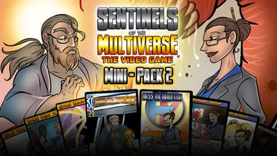 Sentinels of the Multiverse - Mini-Pack 2 - DLC