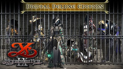 Ys IX: Monstrum Nox Digital Deluxe Edition